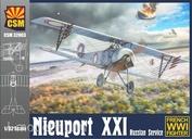 CSM32003 Copper State Models 1/32 Nieuport XVII Russian Service