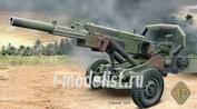 72419 Ace 1/72 M-102 американская 105мм гаубица