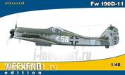 84103 Eduard 1/48 Самолет FW- 190D-11