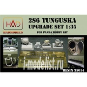 135014 HADmodels 1/35 Дополнение к модели Tunguska Upgrade set