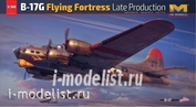 01E030 HK Models 1/32 B-17G Flying Fortress Late Production