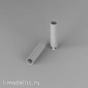im35013 Imodelist 1/35 Полый выхлоп с ржавой текстурой на К-4350
