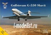 SVM72018 Sova-M 1/72 Gulfstream G-550 Shavit Israel version