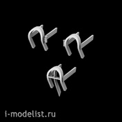 Im35032 Imodelist 1/35 Ограждение фар для танка М4А3(76)