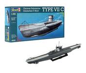 05093 Revell 1/350 Немецкая подводная лодка U-Boot Type VII C