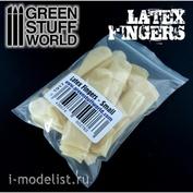 1917 Green Stuff World Латексные насадки на пальцы размер S / Latex Fingers