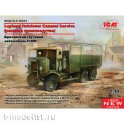 35602 ICM 1/35 Сборная модель Leyland Retriever General Service (раннего производства)
