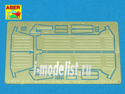 48 007 Aber 1/48 photo Etching Fenders for Jagdpanzer 38(t)