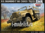35805 Mirror-models 1/35 U.S. Diamond T 968 Cargo Truck Open Cab