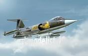 """1296 Italeri 1/72 Самолет F-104 G """"RECCE"""""""