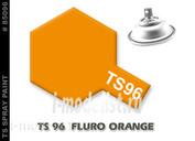 85096 Tamiya spray Paint TS-96 Fluoriscente Orange