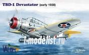 72011 Valom 1/72 Douglas TBD-1 Devastator (1938)