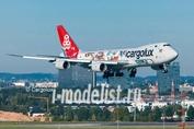 04949 Revell 1/144 Boeing 747-8F Cargolux Cutaway