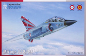SH72291 Special Hobby 1/72 Mirage F.1B/BE