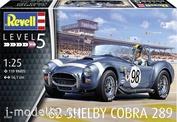 07669 Revell 1/25 British sports car AC Cobra 289
