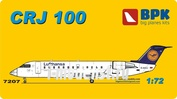 BPK7207 BPK 1/72 CRJ-100