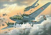 109 Um 1/72 Пикирующий бомбардировщик Пе-2 (205 серия)