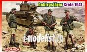 6742 Dragon 1/35 Gebirgsjägers Crete 1941