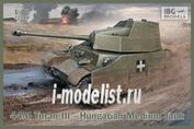 72049 IBG models 1/72 44M Turan III Hungarian Medium Tank