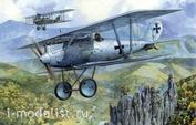 003 Roden 1/72 Самолёт Pfalz D.III
