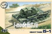 72001 Pst 1/72 Is-1 Tank