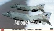 02023 Hasegawa 1/72 F4S Phantom II VF301 Devils Diciples