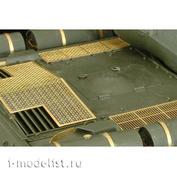 HLU35059 Hauler 1/35 Фототравление для танка IS-2, решётки