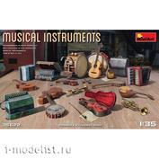 35622 MiniArt 1/35 Музыкальные инструменты