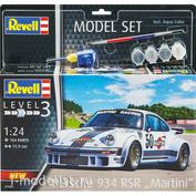 07685N Revell 1/24 Car Porsche 934 RSR
