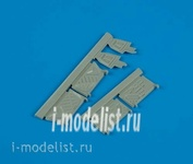 QB48 112 QuickBoost 1/48 Набор дополнений  F4U-1 Corsair undercarriage covers