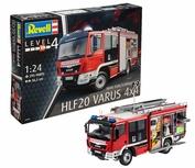 07452 Revell 1/24 Fire engine Schlingmann HLF 20 VARUS 4x4