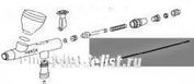 218820 Harder&Steenbeck Игла  0.2 mm для Hansa 151/251/ 281/581