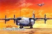 042 Roden 1/72 Советский военно-транспортный самолет Ан-12ВК