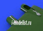 632033 Eduard 1/32 Дополнение B-17 superchargers