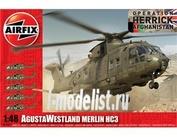 14101 Airfix 1/48 Вертолет Agusta Westland Merlin HC3