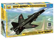 7215 Звезда 1/72 Истребитель пятого поколения Су-47