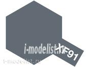 81791 Tamiya Краска акриловая XF-91 IJN Gray YA (объем: 10 мл)