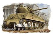 84803 HobbyBoss 1/48 U. S M4A3 Medium Tank