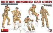 35069 MiniArt 1/35 Британский экипаж бронеавтомобиля
