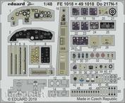 FE1018 Eduard 1/48 Фототравление для Do 217N-1