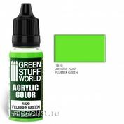 1820 Green Stuff World Акриловая краска цвет