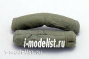 ZA35228 Zebrano 1/35 Скатки: тент Т-54/55 и брезент