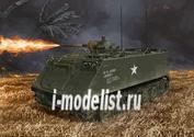 3621 Dragon 1/35 M132 Armored Flamethrower (Smart Kit)