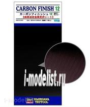 71810 Hasegawa Полимерное покрытие 12 (имитация карбона)