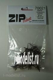70021 ZIPmaket Каркас плодового дерева 30 мм (30 штук) пластик