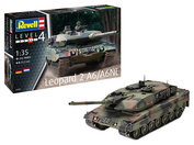 03281 Revell 1/35 Танк Leopard 2A6/A6NL
