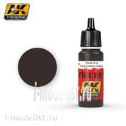 AK3006 AK Interactive Black Grey / Black Uniform Shadow
