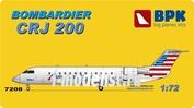 BPK7208 BPK 1/72 CRJ-200
