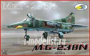 RVA72018 R.V.AIRCRAFT 1/72 MiG-23BN