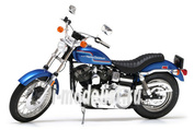 16039 Tamiya 1/6 Мотоцикл Harley Davidson FXE1200 - Super Glide (ограниченная серия)
